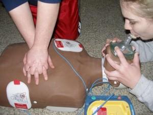 """CPR level """"B"""""""