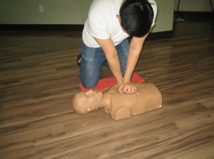 First Aid Classes in Edmonton