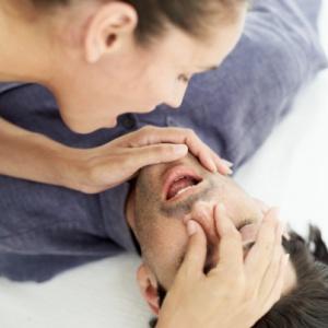 Basic procedure of CPR