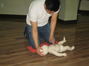 First Aid Classes in Surrey