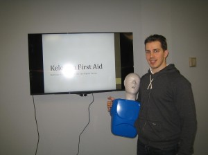 An instructor and training mannequin