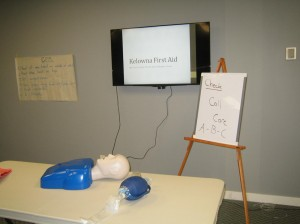 workplace approved training set up