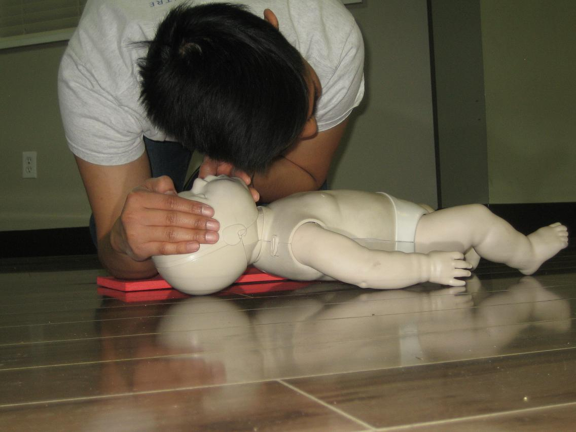 can one use cpr training as a resume builder