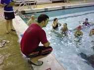 In Case of Seizures in water, lifeguard should act immediately for the rescue operation